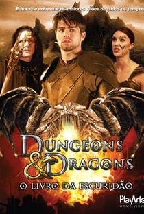 Dungeons & Dragons 3 - O Livro Da Escuridão - Poster / Capa / Cartaz - Oficial 3