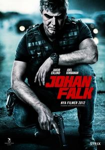 Johan Falk: Regras Do Jogo - Poster / Capa / Cartaz - Oficial 1