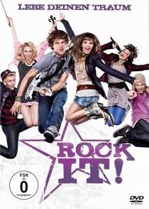 Rock It - Poster / Capa / Cartaz - Oficial 1