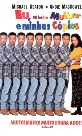 Eu, Minha Mulher e Minhas Cópias - 27 de Junho de 1996 | Filmow