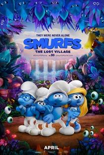Os Smurfs e a Vila Perdida - Poster / Capa / Cartaz - Oficial 4