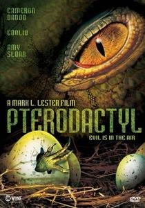 Pterodactyl - A Ameaça Jurássica  - Poster / Capa / Cartaz - Oficial 1
