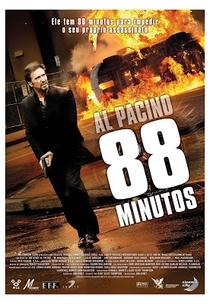88 Minutos - Poster / Capa / Cartaz - Oficial 4