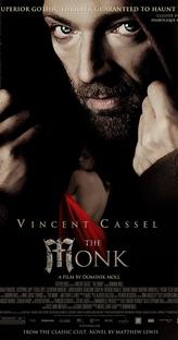 O Monge - Poster / Capa / Cartaz - Oficial 3