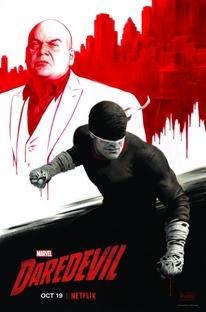 Demolidor (3ª Temporada) - Poster / Capa / Cartaz - Oficial 4