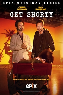 Get Shorty (1ª Temporada) - Poster / Capa / Cartaz - Oficial 1