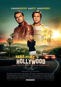 Era Uma Vez em... Hollywood - Poster / Capa / Cartaz - Oficial 11