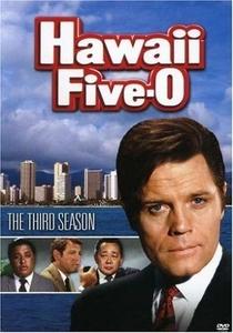 Hawaii Five-O (3ª Temporada) - Poster / Capa / Cartaz - Oficial 1