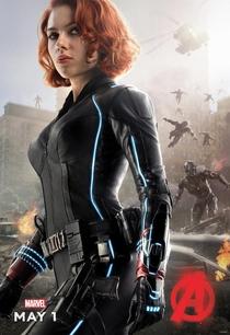 Vingadores: Era de Ultron - Poster / Capa / Cartaz - Oficial 9