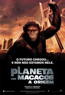 Planeta dos Macacos: A Origem - Poster / Capa / Cartaz - Oficial 7