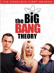 Big Bang: A Teoria (1ª Temporada) - Poster / Capa / Cartaz - Oficial 1