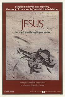 Jesus - Segundo o Evangelho de Lucas - Poster / Capa / Cartaz - Oficial 2