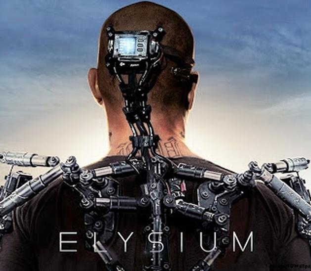 Elysium', o mais novo filme de Neill Blomkamp