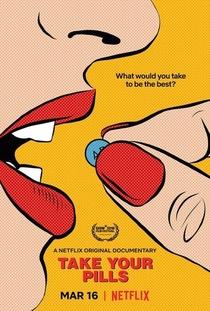 Tome Suas Pílulas - Poster / Capa / Cartaz - Oficial 1