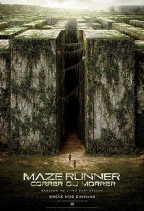 Maze Runner: Correr ou Morrer - Poster / Capa / Cartaz - Oficial 4