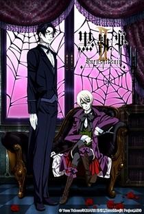Kuroshitsuji (2ª Temporada) - Poster / Capa / Cartaz - Oficial 4