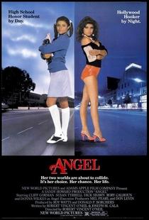 Anjo - Inocência e Pecado - Poster / Capa / Cartaz - Oficial 1