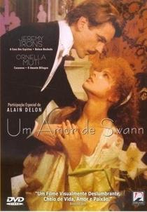 Um Amor de Swann - Poster / Capa / Cartaz - Oficial 2