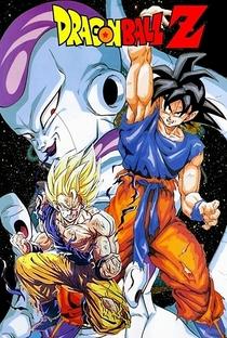 Dragon Ball Z (3ª Temporada) - Poster / Capa / Cartaz - Oficial 3