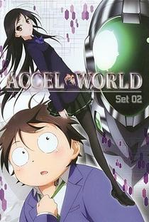 Accel World - Poster / Capa / Cartaz - Oficial 5