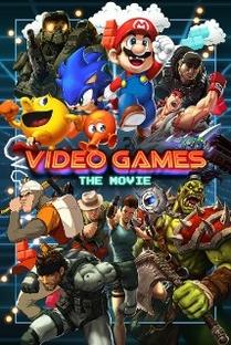 Video Games: O Filme - Poster / Capa / Cartaz - Oficial 1