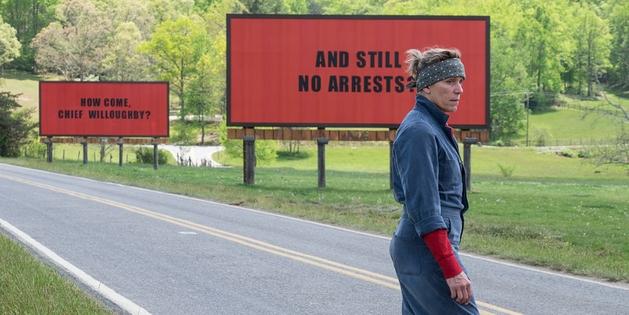 Três anúncios para um crime | Originalidade, acidez e elenco afiado | Zinema
