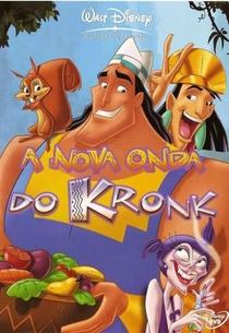 A Nova Onda do Kronk - Poster / Capa / Cartaz - Oficial 3