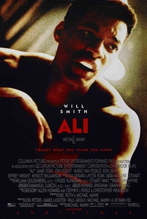 Ali - Poster / Capa / Cartaz - Oficial 1