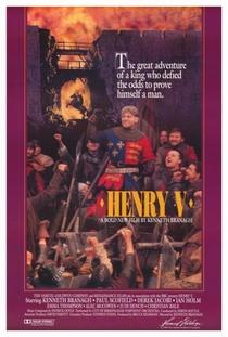 Henrique V - Poster / Capa / Cartaz - Oficial 2
