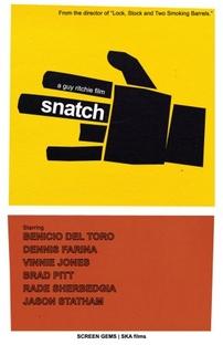 Snatch: Porcos e Diamantes - Poster / Capa / Cartaz - Oficial 5
