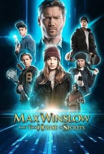 Max Winslow e a Casa dos Segredos - Poster / Capa / Cartaz - Oficial 1