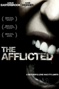 The Afflicted - Poster / Capa / Cartaz - Oficial 2