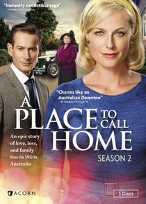 A Place to Call Home (2ª temporada) - Poster / Capa / Cartaz - Oficial 1