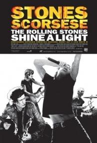 Rolling Stones - Shine a Light - Poster / Capa / Cartaz - Oficial 2
