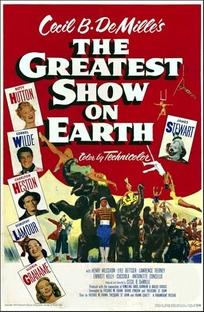 O Maior Espetáculo da Terra - Poster / Capa / Cartaz - Oficial 1