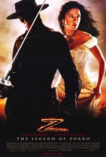A Lenda do Zorro - Poster / Capa / Cartaz - Oficial 1