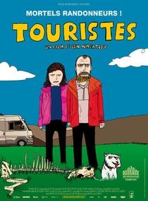 Turistas - Poster / Capa / Cartaz - Oficial 4