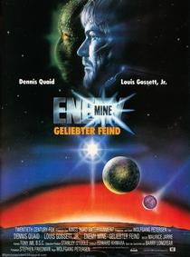 Inimigo Meu - Poster / Capa / Cartaz - Oficial 7