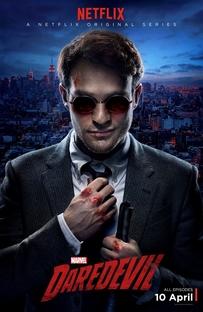 Demolidor (1ª Temporada) - Poster / Capa / Cartaz - Oficial 2