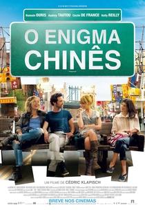 O Enigma Chinês - Poster / Capa / Cartaz - Oficial 2