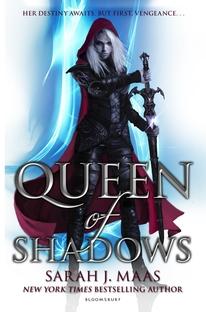 Rainha das Sombras - Poster / Capa / Cartaz - Oficial 1