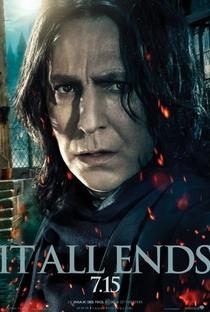 Harry Potter e as Relíquias da Morte - Parte 2 - Poster / Capa / Cartaz - Oficial 11