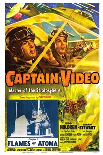 Captain Video, Master of the Stratosphere - Poster / Capa / Cartaz - Oficial 2