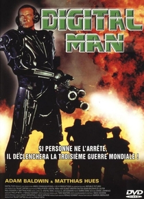 Digital Man  - Poster / Capa / Cartaz - Oficial 3