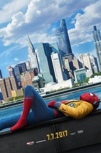 Homem-Aranha: De Volta ao Lar - Poster / Capa / Cartaz - Oficial 1