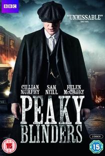 Peaky Blinders: Sangue, Apostas e Navalhas (3ª Temporada) - Poster / Capa / Cartaz - Oficial 4
