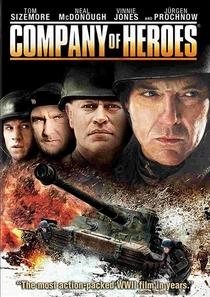 Companhia de Herois - O Filme - Poster / Capa / Cartaz - Oficial 1