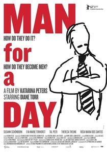 Homem por um dia - Poster / Capa / Cartaz - Oficial 1