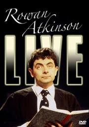 Rowan Atkinson Live - Poster / Capa / Cartaz - Oficial 3