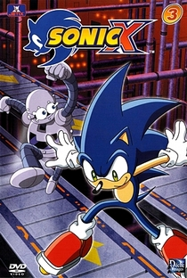 Sonic X (3ª Temporada) - Poster / Capa / Cartaz - Oficial 3